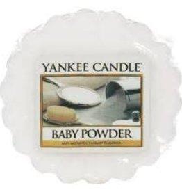 Yankee Baby Powder Wax Melt