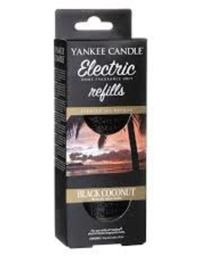 Yankee Black Coconut Scent-Plug Refill