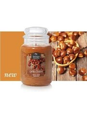 Yankee Golden Chestnut Large Jar Candle
