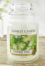 Yankee Linden Tree Large Jar