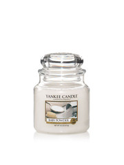 Yankee Baby Powder Medium Jar candle