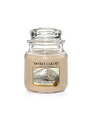Yankee Warm Cashmere Medium Jar Candle