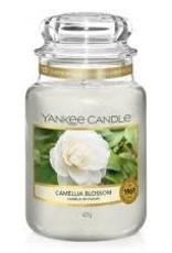 Yankee Camellia Blossom  Large Jar Candle