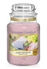 Yankee Sunny Daydream Large Jar Candle