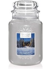 Yankee Candlelit Cabin Large Jar Candle