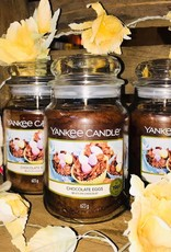 Yankee Chocolate Eggs Large Jar Candle