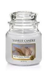 Yankee Autumn Pearl Medium Jar Candle
