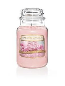 Yankee Blush Bouquet Large Jar Candle