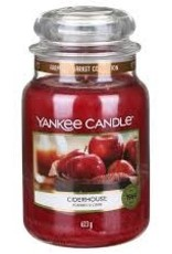 Yankee Cider-house Large Jar Candle