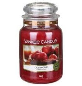 Yankee Cider-house Large Jar Candle