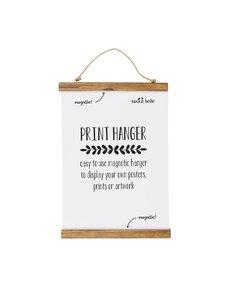 Sass & Belle Print Hanger Small