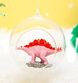 sass & belle Dinosaur open Bauble