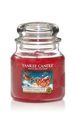 Yankee Christmas eve medium Medium Jar Candle