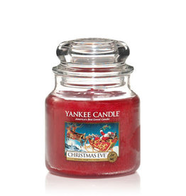 Yankee Christmas eve medium Medium Jar Candle