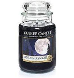 Yankee Large Jar Candle Midsummer Night