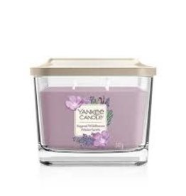 Yankee Sugared Wildflower Medium Elevation Candle