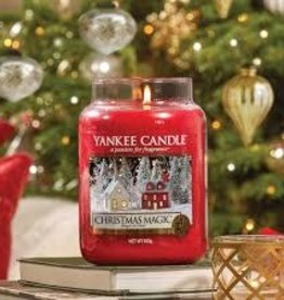 Yankee Christmas Magic Yankee Candle Jar Medium