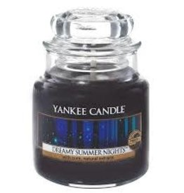 Yankee Dreamy Summer Nights Small Jar Candle