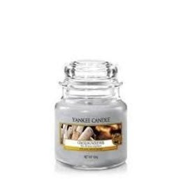 Yankee Crackling Wood Fire Small Jar Candle