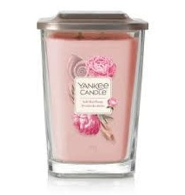 Yankee Salt Mist Peony Large Elevation Candle