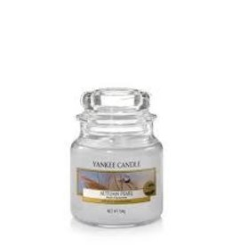 Yankee Autumn Pearl Small Jar Candle