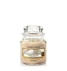 Yankee Warm Cashmere Small Jar Candle