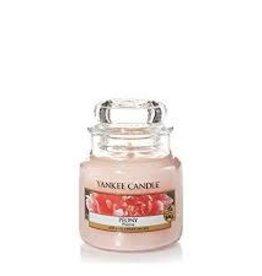 Yankee Peony Small Jar Candle