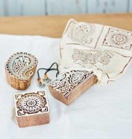 Paper High Wooden Blocks 3 pack
