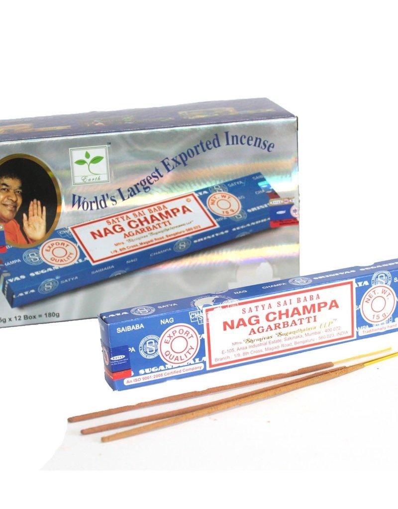 nag champa sticks