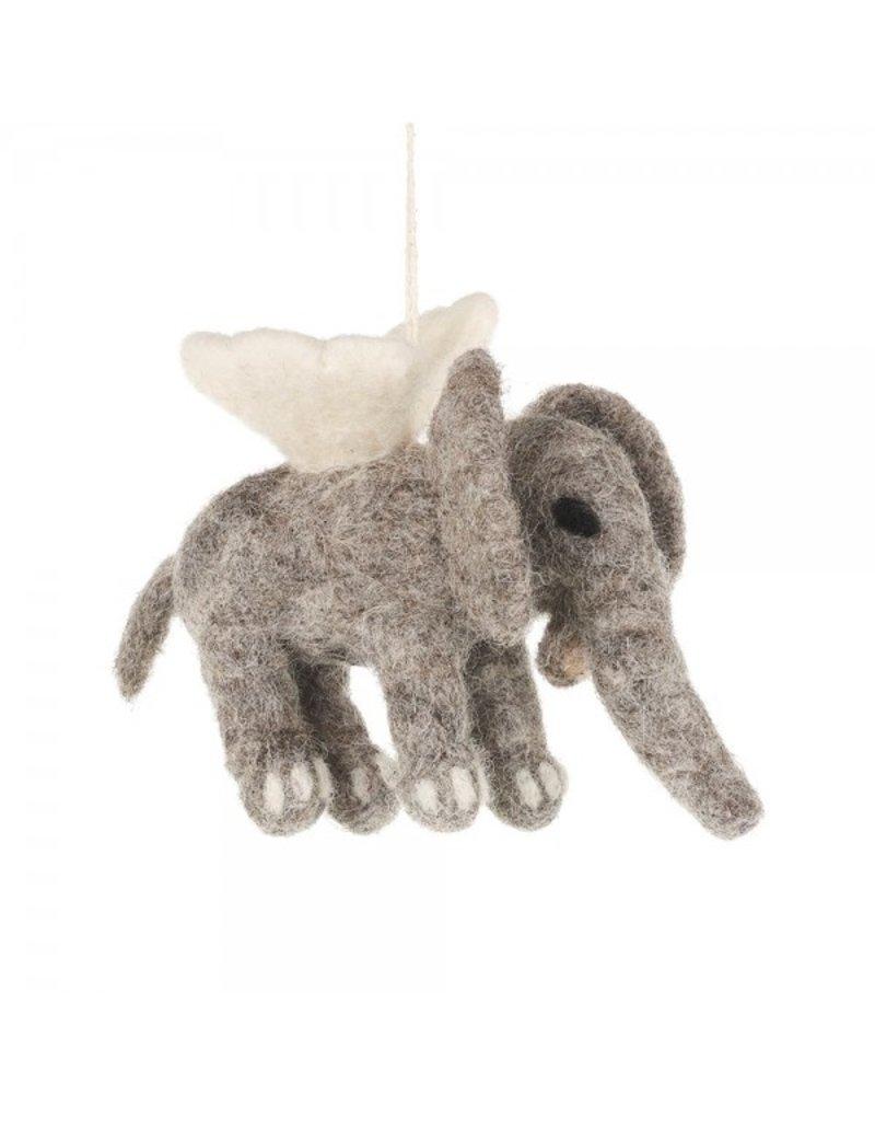 Felt So Good Felt Flying Elephant