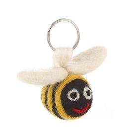 Felt So Good Felt Bee Key-ring