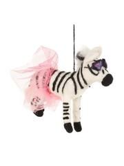 Felt So Good Felt Sassy Zebra