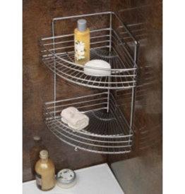 SupaHome Bath Corner Shelf