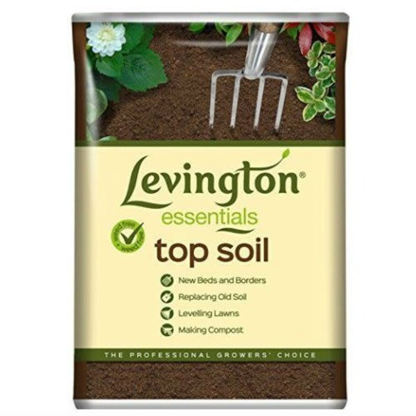 Levingtons (Scotts) Scotts  Levington essentials Top Soil 35ltr