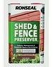 Ronseal Shed & Fence