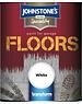 Garage Floor Paint Semi Gloss 750ml White