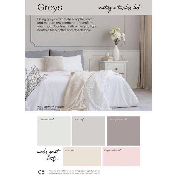 Berger Berger Coloured Emulsions Matt & Silk  (Walls & Ceilings)