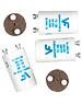 SupaLec SupaLec Starter Switches 100-125 Watt x 1