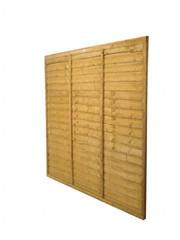 Lap Fence Panel
