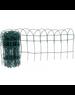 Apollo gardens Ltd Border Fence green plastic covered wire 250mmx10m