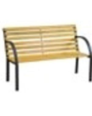 SupaGarden Slat Garden Bench