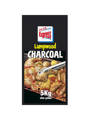 Fuel Express Lumpwood Charcoal 5kg