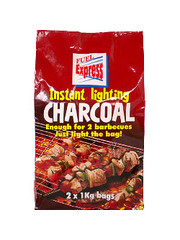 Instant light charcoal 2kg