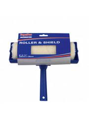 "Decorator Roller & Shield 9"""