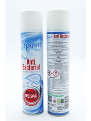 Charm Anti Bacterial Disinfectant Spray 300ml