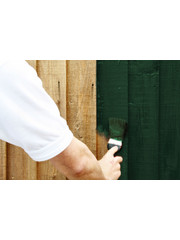 Fence guard 6L Forest green
