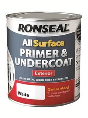 Ronseal All Surface Primer & Undercoat 750ml Exterior