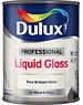 Dulux (Akzo Nobel) Dulux Pure Brilliant White (PBW) 750ml Professional Liquid Gloss