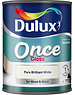 Dulux (Akzo Nobel) Dulux Pure Brilliant White (PBW) 750ml Once Gloss