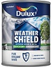Dulux (Akzo Nobel) Dulux Weathersheild Pure Brilliant White (PBW) 750ml Weathershield Undercoat